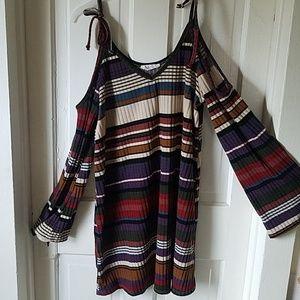 OTS sweater dress